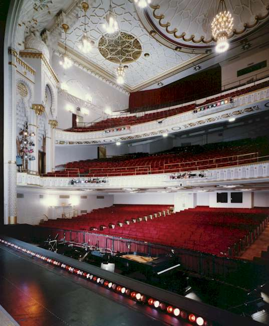 New York Architecture Images City Center 55th Street Theatre