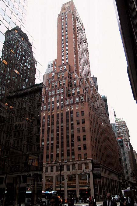 new york architecture images the fred f french building