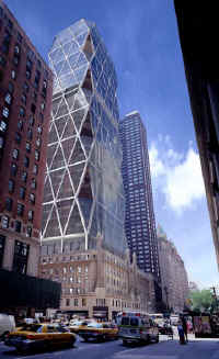 New York Architecture Images Hearst Magazine Building