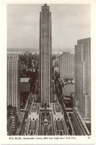New York Architecture Images Rca Building