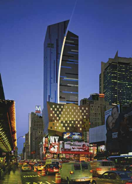 New York Architecture Images Westin Hotel
