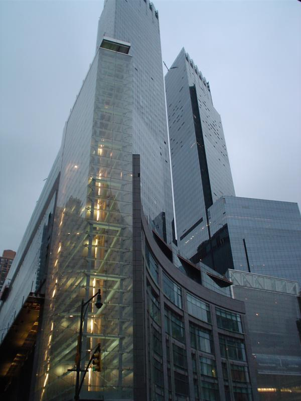 New York Architecture Images The Corning Glass Building