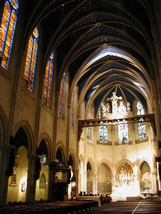 New York Architecture Images St Mary The Virgin